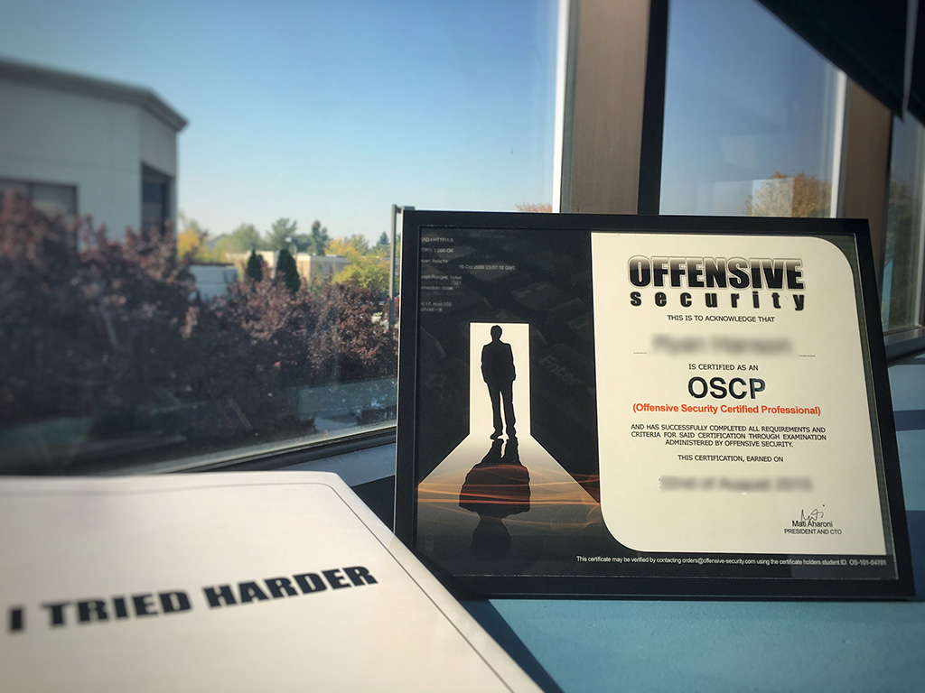 OSCP Certification Guide